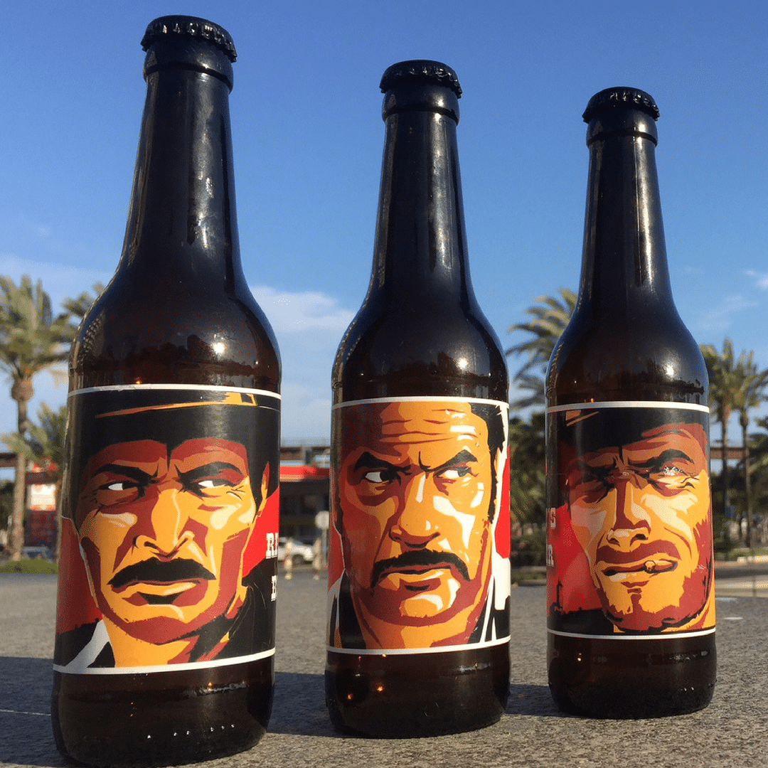 Riot´s Beer cerveza artesanal