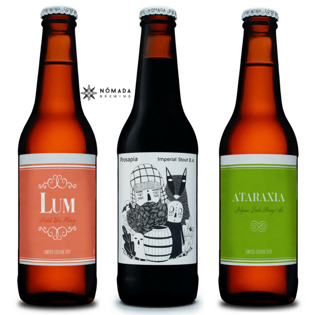 Cervezas Nómada Brewing