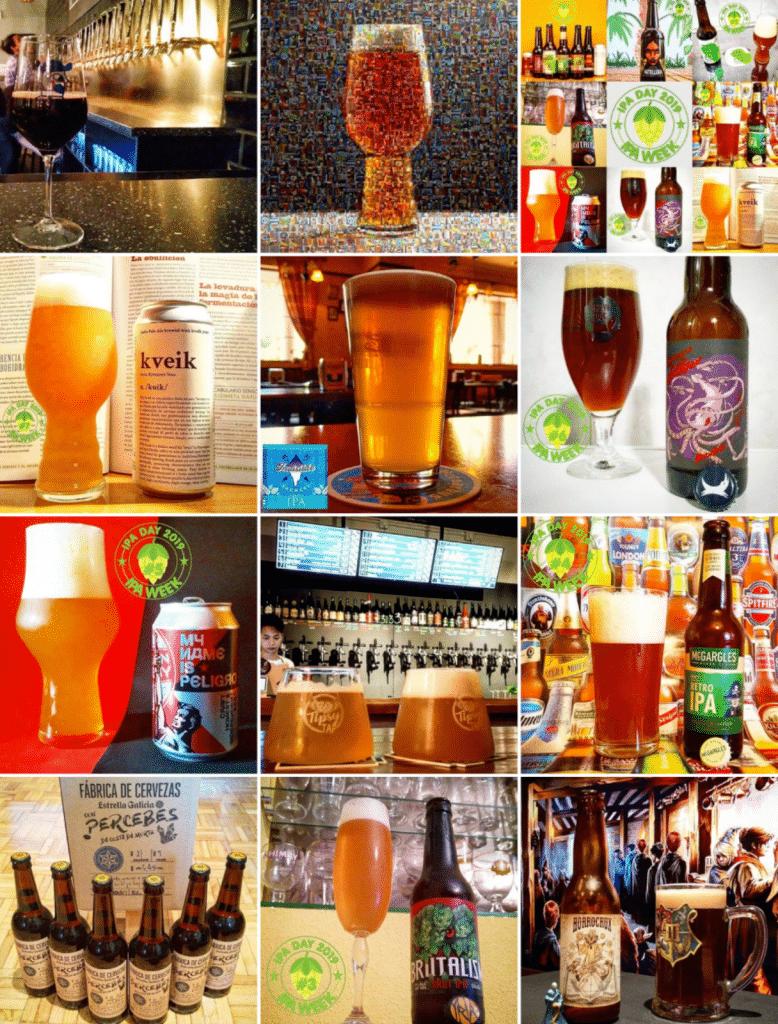 Cuentas de instagram de cervezas