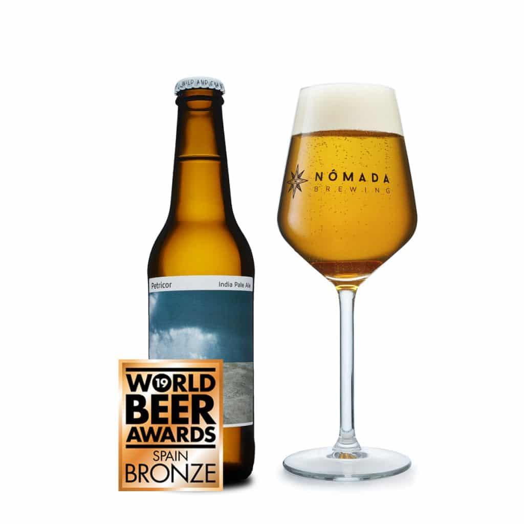 Cerveza Nómada Petricor