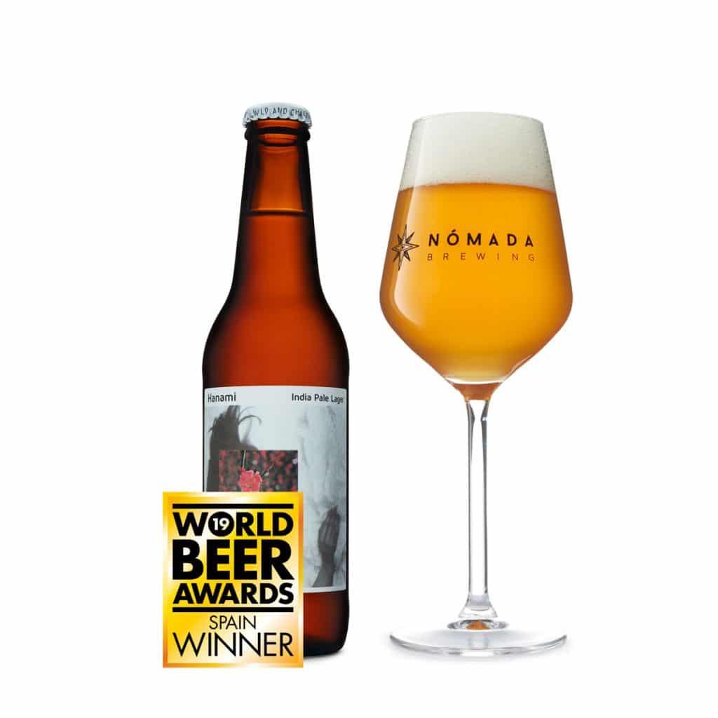 Cerveza Nomada HANAMI